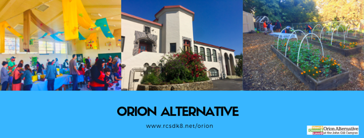 Orion School Tours for 2020-21 School Year