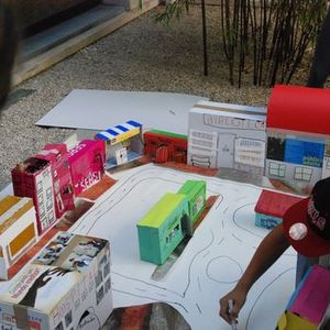 Desenhar a Cidade. Exerccios sobre Arquitetura e Urbanismo  Visita animadaatelier para famlias