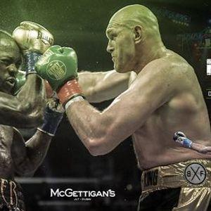 Fury vs Wilder III  McGettigans JLT