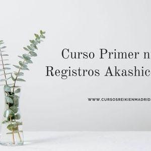 Curso Primer nivel de Registros Akashicos Online