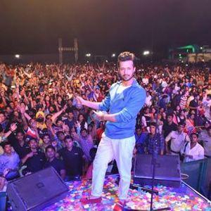 Peshawar Night Concert (Atif Aslam)