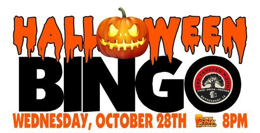 Halloween Music Bingo / The Tangled Wood / Wed Oct 28th at 8pm, 28 October | Event in Bettendorf | AllEvents.in