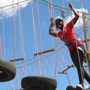 High Ropes Ziplining & Fun Activities Nkasiri Adventure Park