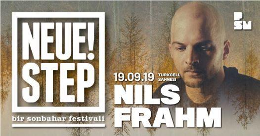 Nils Frahm - Neue Step