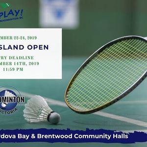 2019 Island Open