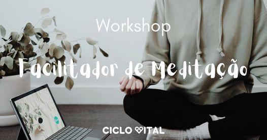 Workshop Facilitador de Meditação, 18 June   Event in Aveiro   AllEvents.in
