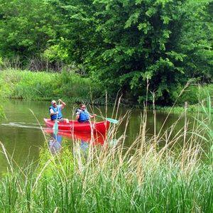 3-Hour Wetland Canoe Trail