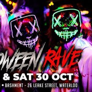Halloween Zombie Glitterfest 2021