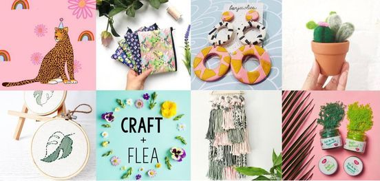 POSTPONED - Guildford's Craft & Flea - NEW DATE TBC, 6 February | Event in Guildford | AllEvents.in