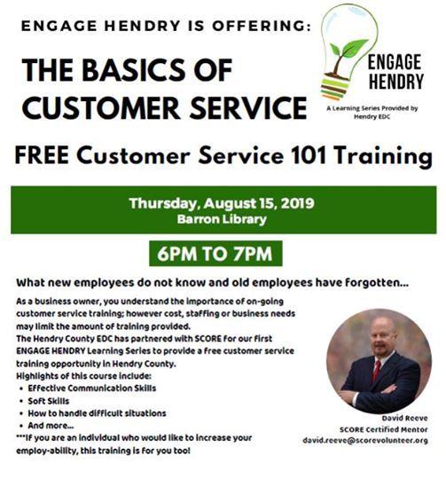 The Basics of Customer Service Customer Service Training 101