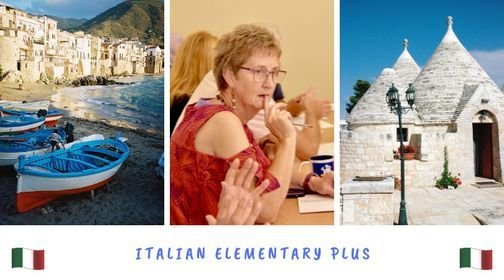 Italian Elementary Plus, 15 April | Event in Huddersfield | AllEvents.in