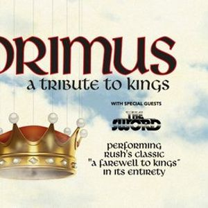 PRIMUS - A Tribute to Kings