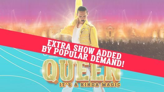 Queen: It's A Kinda Magic, 9 June   Event in Taupo   AllEvents.in