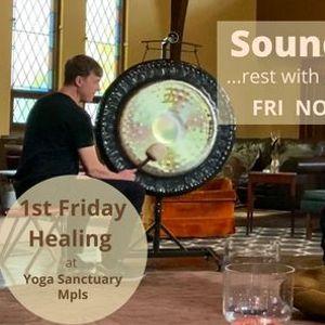 Sound Healing - Quartz Bowls and Gong Bath