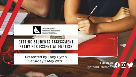 ETAQ Townsville - Getting Students Assessment Ready