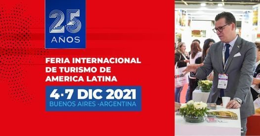FIT 2021 Feria Internacional de Turismo [4 - 7 DIC], 4 December | Event in San Martin | AllEvents.in
