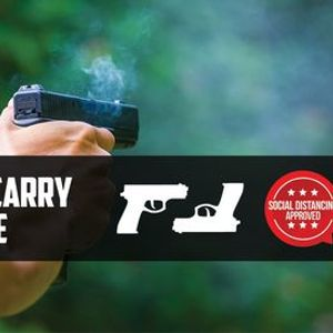 Weapons Carry License - Conyers GA - Only 19.99