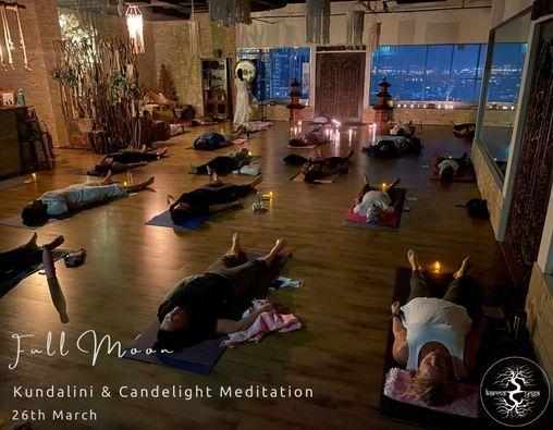 Full Moon Kundalini and Candlelight Meditation Workshop with Natalia Jayjeet Kaur, 29 May | Event in Dubai