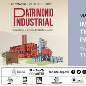 Seminario Virtual sobre Patrimonio Industrial