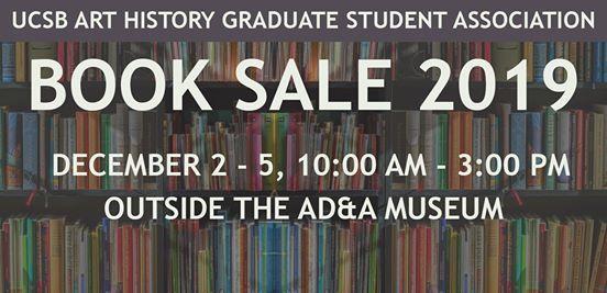 Art History Annual Book Sale