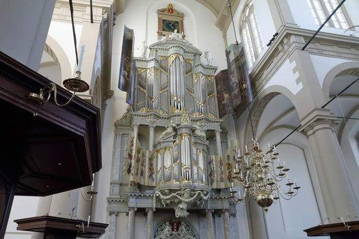 Orgelconcert Evan Bogerd