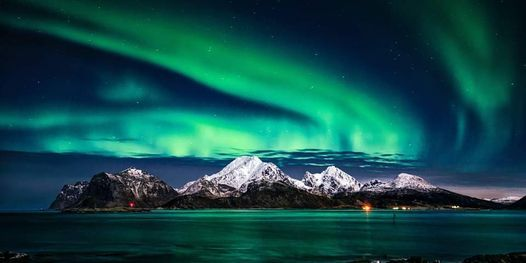 Virtual Northern Lights Experience, 12 November   Online Event   AllEvents.in