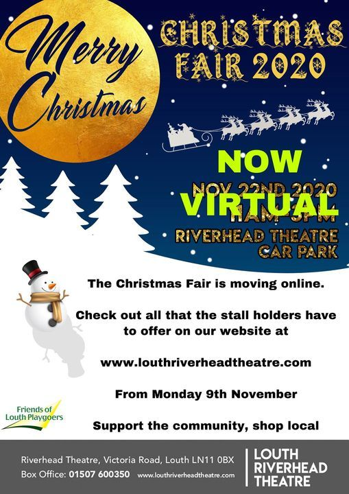 Louth Christmas Market Parking 2020 Virtual Christmas Fair on AllEvents.in | Online Events