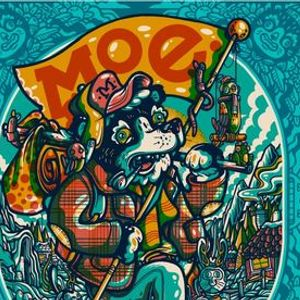 moe. at College Street Music Hall (New Haven)