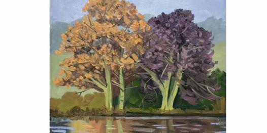 Autumn Landscapes In Oils Workshop At Barnsley Barnsley