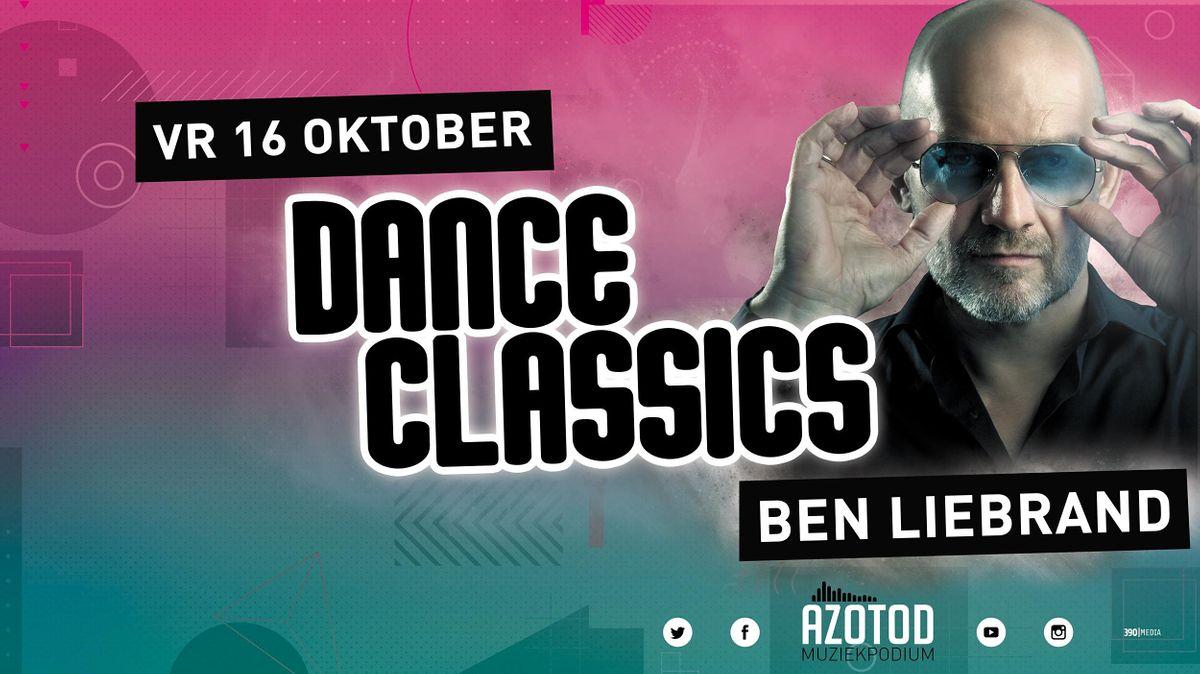 Ben Liebrand | Dance Classics, 15 October | Event in Utrecht | AllEvents.in