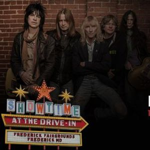 KIX at The Frederick Fairgrounds Friday May 7th