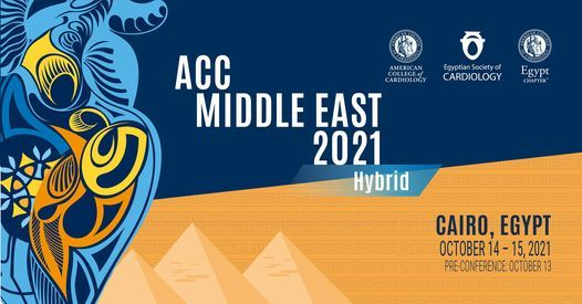 ACC Middle East 2021, 14 October | Event in Helwan | AllEvents.in