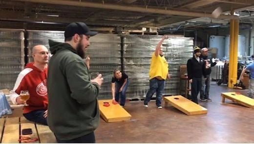 Kuhnhenn Thursday Cornhole League