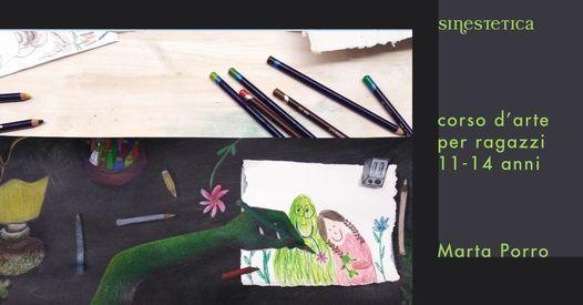 Corso d'arte per ragazzi 11-14 anni | Event in Frascati | AllEvents.in