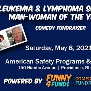 Leukemia & Lymphoma Society Man-Woman of the Year