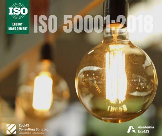 Zmiany wymaga systemu zarzdzania energi ISO 500012018