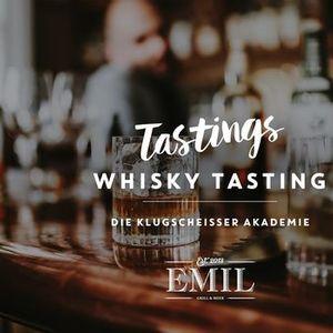 Whisky-Tasting Die Klugscheisser Akademie