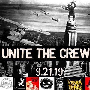 UNITE THE CREWS-CONCRETE JUNGLE SESSIONS OAKLAND