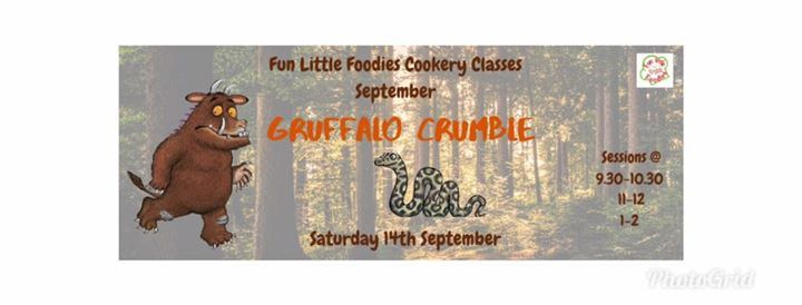 Fun Little Foodies - Gruffalo Special