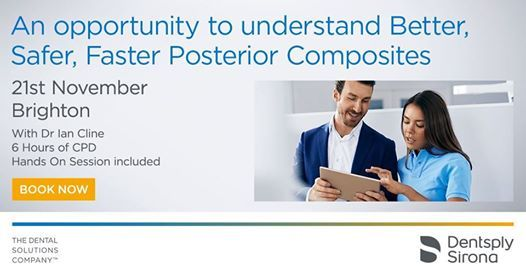Posterior Composites with Dr Ian Cline