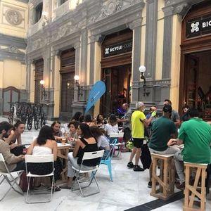 Dj Set Sangennarobar - Opening Napoli Bike Festival 2021 (aperitivomusica live)