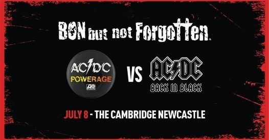 Bon But Not Forgotten - Newcastle, 15 July | Event in Newcastle | AllEvents.in
