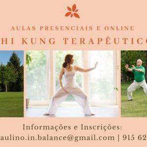 Chi Kung Teraputico
