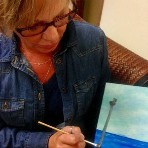 Beginners and Intermediate Oil Painting Class