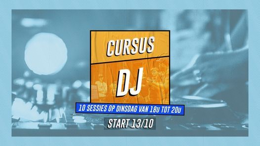 Cursus DJ | Event in Geel | AllEvents.in