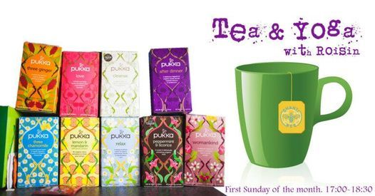 Yoga & Tea - Donation class, 7 March | Event in Newcastle upon Tyne | AllEvents.in