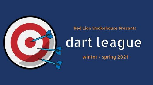 Dart League Winter/Spring 2021, 1 March | Event in Thunder Bay | AllEvents.in