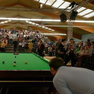 Snooker-Event 2020 - Save the date