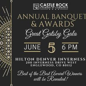 Chambers Annual Banquet & Awards Great Gatsby Gala