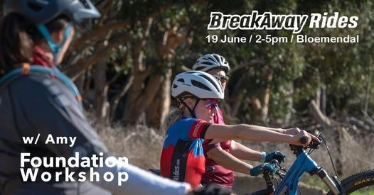 BreakAway Rides Foundation Workshop, 19 June   Event in Cape Town   AllEvents.in